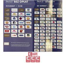 More details for doladowanie karty telewizja na karte pakiet start+ eleven sports 1 miesiac