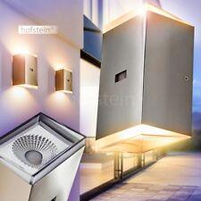 Up Down Strahler LED Wand Lampe Bewegungsmelder Garten Veranda Außen Leuchte Hof