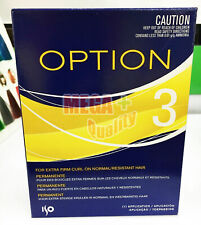 ISO Option 3 Perm for Resistant Hair Damage Waving