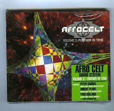 CD (NEW) AFRO CELT SOUND SYSTEM VOLUME 3 FURTHER IN TIME P.GABRIEL R.PLANT