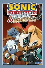 Sonic the Hedgehog: Tangle and Whisper by Ian Flynn 9781684055838 | Brand New