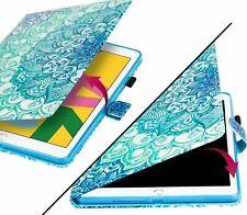 Case for iPad 10.2 2019, shockproof protective case Mandala-NEW