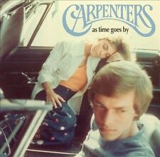 THE CARPENTERS As Time Goes By CD BRAND NEW