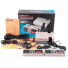 Promotion 500 in 1 games Classic Mini Console with 2 Controls Joystick