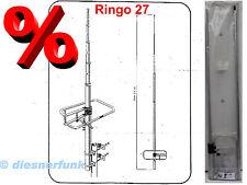 SIRIO SIRIOSTAR RINGOSTAR 27 CB Basisantenne 11 Meter Band Länge 5,5m Legende