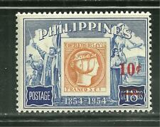 PHILIPPINES 829 MNH CENTENNIAL PHILIPPINE POSTAGE STAMP, SURCHARGED