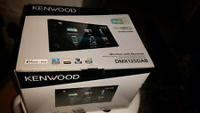 "Kenwood DMX125DAB 6.8"" T'chscreen AV Receivr BluetoothDAB+ iPod/Android New/UK**"