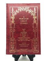 World of Great Stories: 115 Best Stories of Modern Literature, 1947 1st Ed FINE