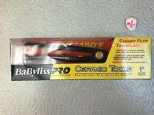 "BABYLISS PRO CERAMIC TOOLS 1"" STRAIGHTENER 25 SETTINGS FLAT IRON CT2555"