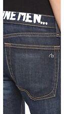 NWT Rag & Bone/JEAN Tomboy Slim Cropped Jeans Size 26 $265