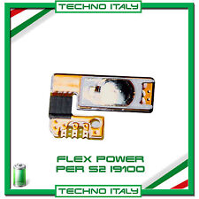 Flex Tasto Accensione On / Off per Samsun GALAXY S2 i9100 Ricambio Interno Power