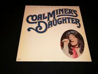 """MUSIC FROM ORIGINAL SOUNDTRACK """"COAL MINER'S DAUGHTER"""" VINYL RECORD/LP FROM 1980"""