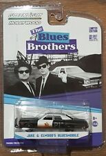 GREENLIGHT Hollywood series 11 - THE BLUES BROTHERS - Bluesmobile - 1:64