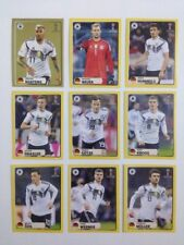 Panini WM 2018 Mc Donalds Sondersticker Sticker M1 - M9 komplett