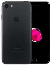 iPhone 7 32GB Grado A+++ Nero Opaco Ricondizionato Rigenerato Originale Apple