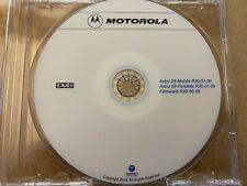 ASTRO 25 Programming DVD XTS XTL 1500 2500 5000  R20.01.00