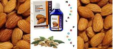 100% Ikarov Almond Oil  Natural Pure Essential 55ml -PRIORITY AIRMAIL SHIPPING-