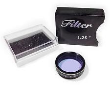 """ASTRONOMIA TELESCOPIO Moon & l'inquinamento luminoso Filtro 1.25 """"Dimensione standard dell' oculare"""