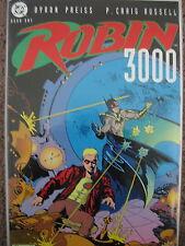 Robin 3000 #1 & #2 Preiss Russell DC Comics 1993