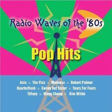 Various Artists : Radio Waves of the 80s: Pop Hits CD