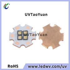 Duv Led 4 chip 275nm Smd3535 20mm Pcb Violet Led High Power Uvc Led