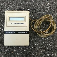 Call Identifier for Phone Colonial Data Technologies Model 710