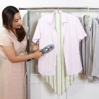 Hanger Standing Ironing BOARD for Garment Steamer Steam Iron, Foldable