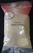 CK Products Desiccated Coconut 8 ozs Fine Chopped Unsweetened