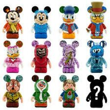 Disney Mickey's Christmas Carol Series Vinylmation ( Set of 12 )