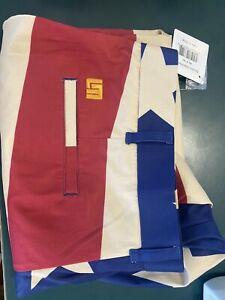 Loudmouth Golf Pants Stretch tech  Old Glory 40x30 Waist New with Tags