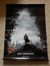 Star Trek Poster Into Darkness B-WARE Lagerspuren 83x53 cm