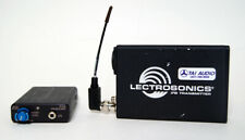 Used Lectrosonics T4 IFB Transmitter & R1a Receiver - Block 21