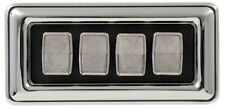 NEW 1969-1974 Chrysler Newport & New Yorker Master Window Switch- Concave style