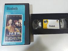 ELIZABETH VHS TAPE COLECCIONISTA CATE BLANCHETT GEOFREY RUSH SHEKHAR KAPUR