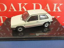 Die cast 1/43 Modellino Auto Volkswagen Golf GTI MKII 1984 by Ixo