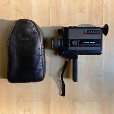 Canon 310XL Super 8MM Movie Camera Original Case Motor Working / Film Not Tested