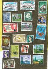 Mint Hinged Single British Norfolk Island Stamps