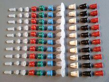 100 clips / buttons for Mercedes-Benz R107 W108 W109 W110 W111 W114 W123 W124