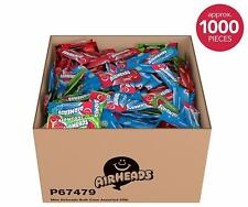 Airheads Candy Bulk Box, Individually Wrapped Mini Bars, Assorted Flavors 25 LBS