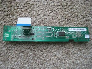 Samsung Set Top Box SMT-2110C Front pcb Board with digital Display