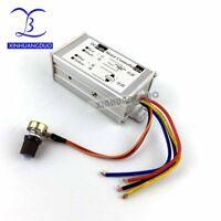9V-60V 10A DC Motor Speed Regulator Width Modulator PWM Control Switch Governor