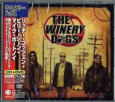 WINERY DOGS-S/T-JAPAN CD DVD I19