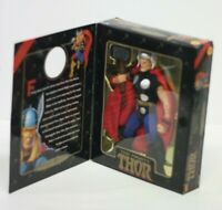 """1998 Mighty Thor Famous Cover Series 8"""" Action Figure Toy Biz Marvel Comics MIB"""