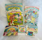 My Little Pony G1 ~ 1987 ANNUAL, FAVOURITE STORIES, CASSETTE TAPE ~ Book Lot For Sale