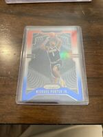 2019-20 Panini Prizm Michael Porter Jr. Red White Blue Refractor #88 Nuggets HOT