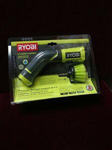 Ryobi 4v Compact Scrubber- P4400