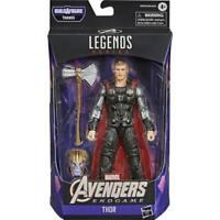 """New Hasbro Legends Series Avengers 4: Endgame Thor Marvel 6"""" Action Figure"""