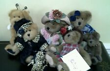 Lot of Assorted Boyds Bears