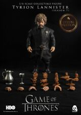 Threezero 1/6 Game of Thrones Tyrion Lannister Deluxe Collectible Figure New