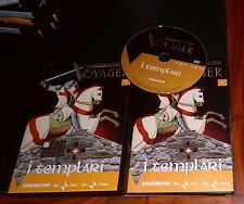 DVD nr. 1 VOYAGER AI CONFINI DELLA CONOSCENZA i TEMPLARI *come nuovo*